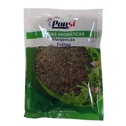Manjericão folhas