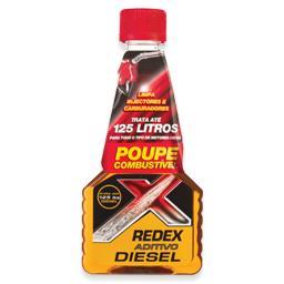 Limpa injetores diesel