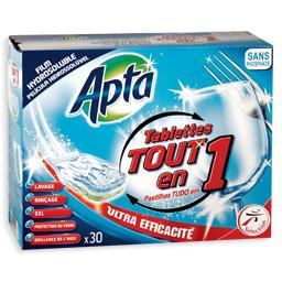 Detergente para máquina de loiça, tudo em 1, regular...
