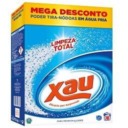 Detergente em Pó p/ Máquina de Lavar Roupa, Regular