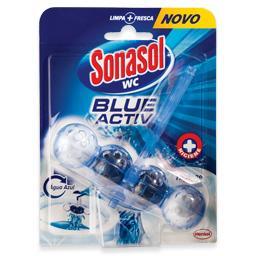 Bloco sanitário blue activ higiene