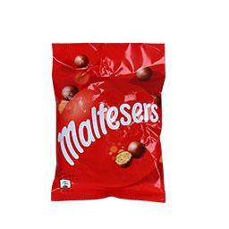 Chocolates maltesers