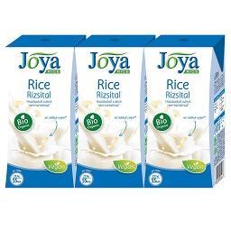 Bebida de arroz bio