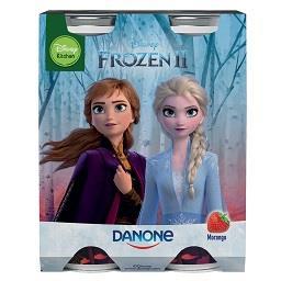 Iogurte liquido frozen morango