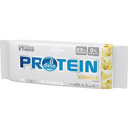 Barra s/ glúten proteica baunilha