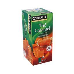 Chá caramelo 25 saquetas