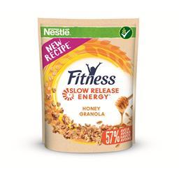 Granola aveia fitness mel