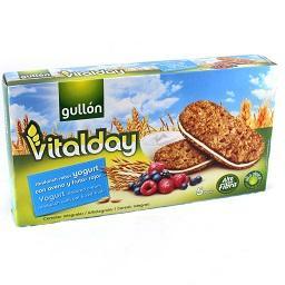 Bolachas vitalday recheio iogurte c/ frutos vermelho...