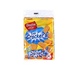 Bolachas aperitivo crackers