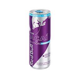 Bebida energética açaí edition