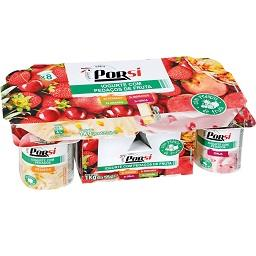 Iogurte pedaços frutimax frutos variados