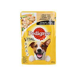Alimento húmido para cão, galinha & vegetais