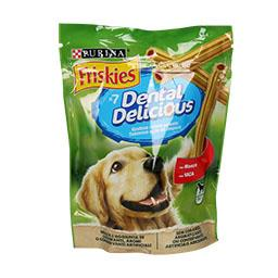 Snack para cão dental delicious