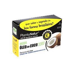 Plantanatur mega óleo de coco