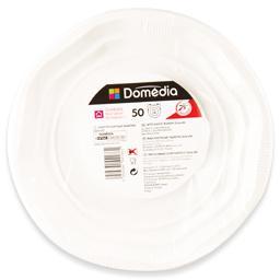 Pratos brancos 22cm