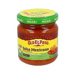 Mini molho mexicano