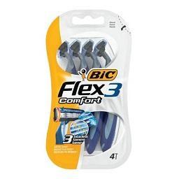 Lâmina Descratável Flex 3 Comfort
