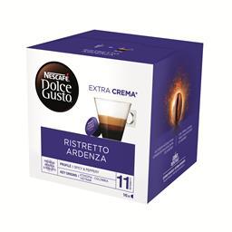 Café em cápsulas dolce gusto ardenza