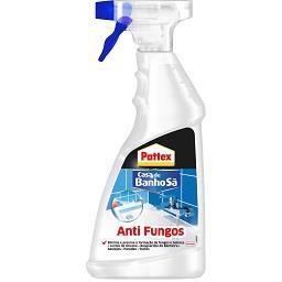 Spray Casa Banho Anti Fungos