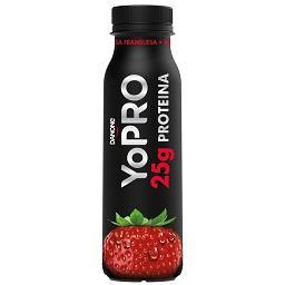 Iogurte liquido proteína yopro morango/framboesa