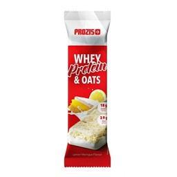 Whey protein & oats merengue de limão