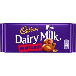 Tablete de Chocolate Fruit & Nut