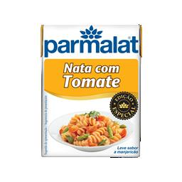 Nata UHT com tomate