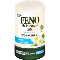 Desodorizante roll-on desodorizante peles sensíveis ...