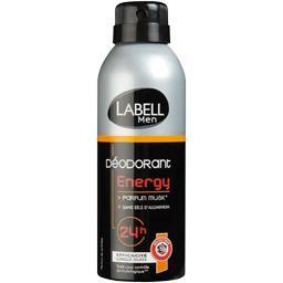 Desodorizante spray energy
