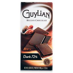 Tablete de chocolate negro, extra 72%