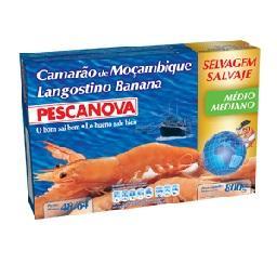 Camarão moçambique 48/64