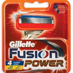 Carregador fusion power, com 4 unidades