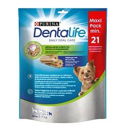 Snack dentalife higiene oral para cão mini 2-7 Kg
