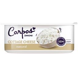 Queijo cottage Corpos Danone
