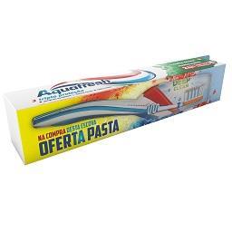 Escova de dentes deep clean + oferta de pasta de den...