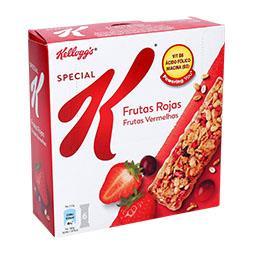 Barra s.k frutos vermelhos