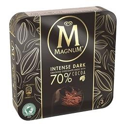 Magnum mini intense dark 70%