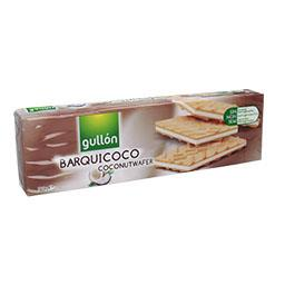 Bolacha wafer coco