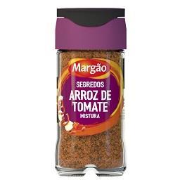 Segredos arroz de tomate
