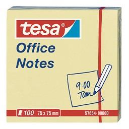 Office notes, 100 folhas, 75x75mm