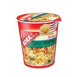 Noodles vegetais