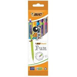 Lapiseira matic fun comfort 0.7 mm