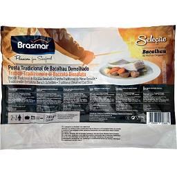 Bacalhau dem posta vc 0.7kg-brasmar