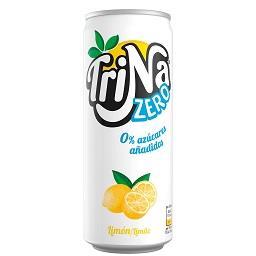 Refrigerante de limão sem gás zero