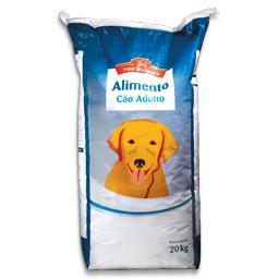 Alimento seco para cão adulto, croquetes