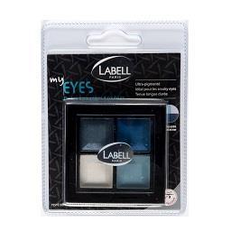 Sombra de Olhos 4 Cores Bleu