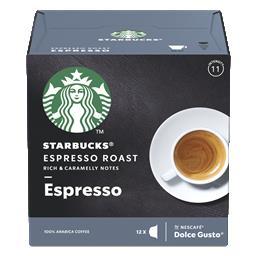 Café ristreto dark by dolce gusto