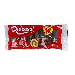Bracito trufa de chocolate, 4 unidades