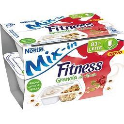 Iogurte Mix-In Granola de Aveia