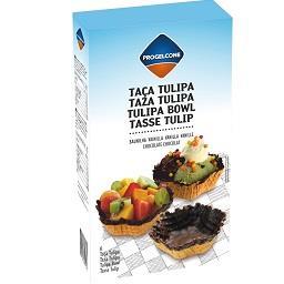 6 Tulipas Chocolate